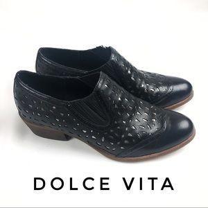 DV by Dolce Vita Black Loafers
